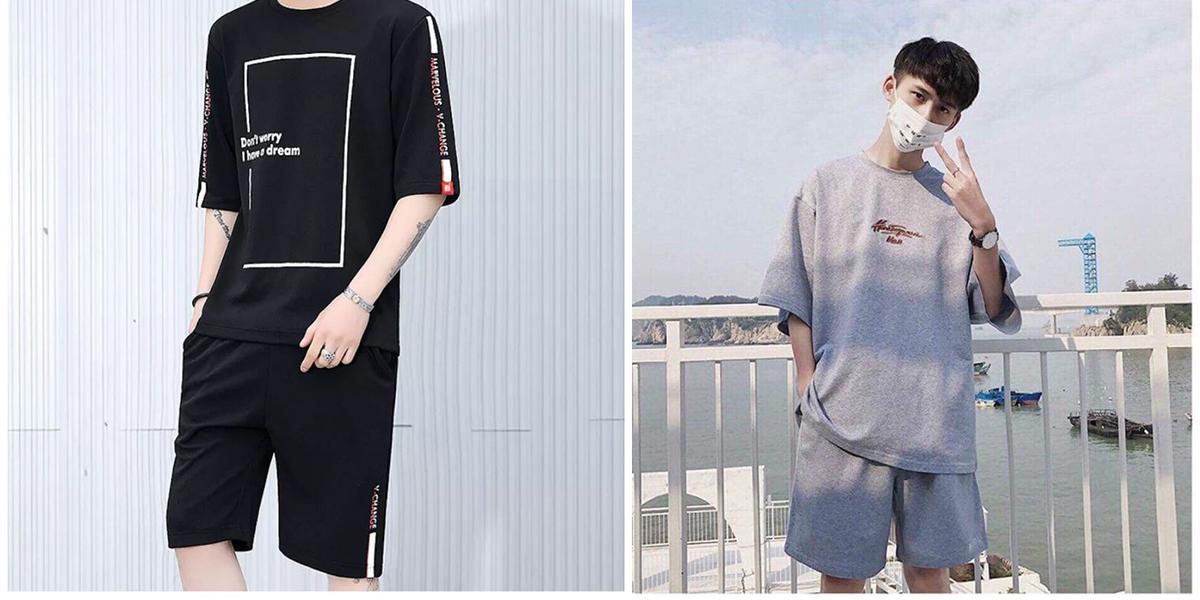 Những ưu điểm của mẫu áo thun form rộng nam đẹp