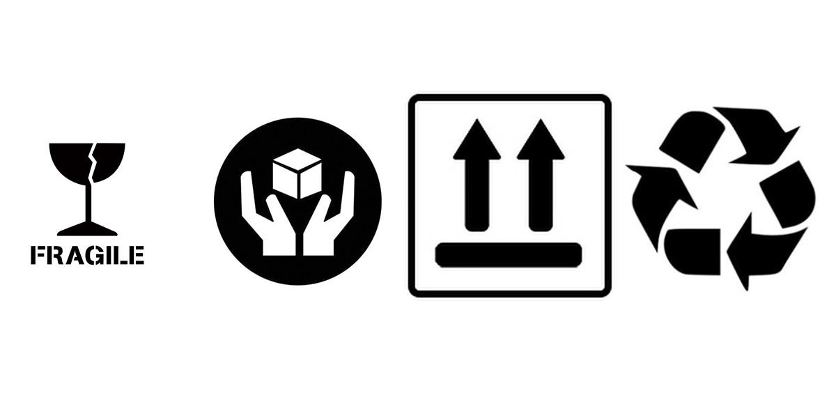 Các nguyên tắc đánh dấu ký hiệu thùng carton rõ ràng và chính xác
