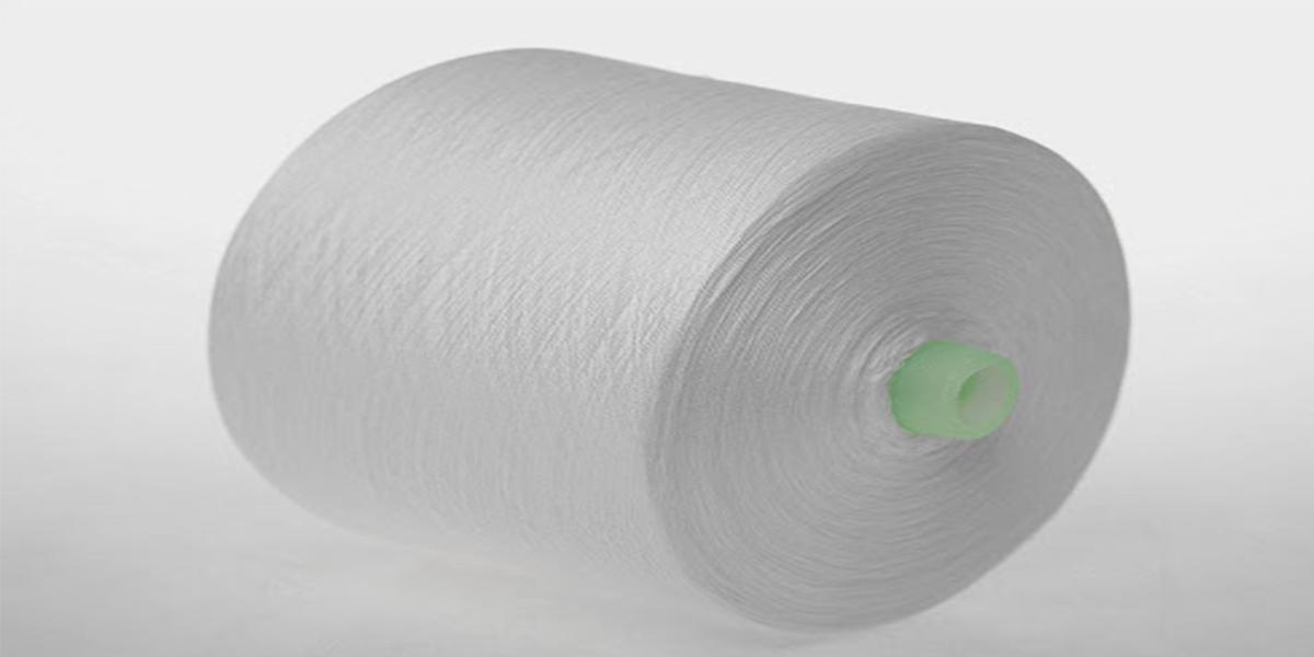 Với chỉ polyester thì nó là chỉ may công nghiệp