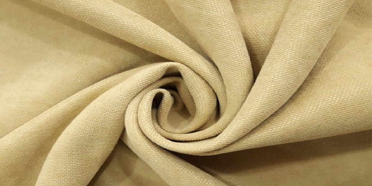vải Canvas còn được sử dụng trong phòng ngủ nhiều người