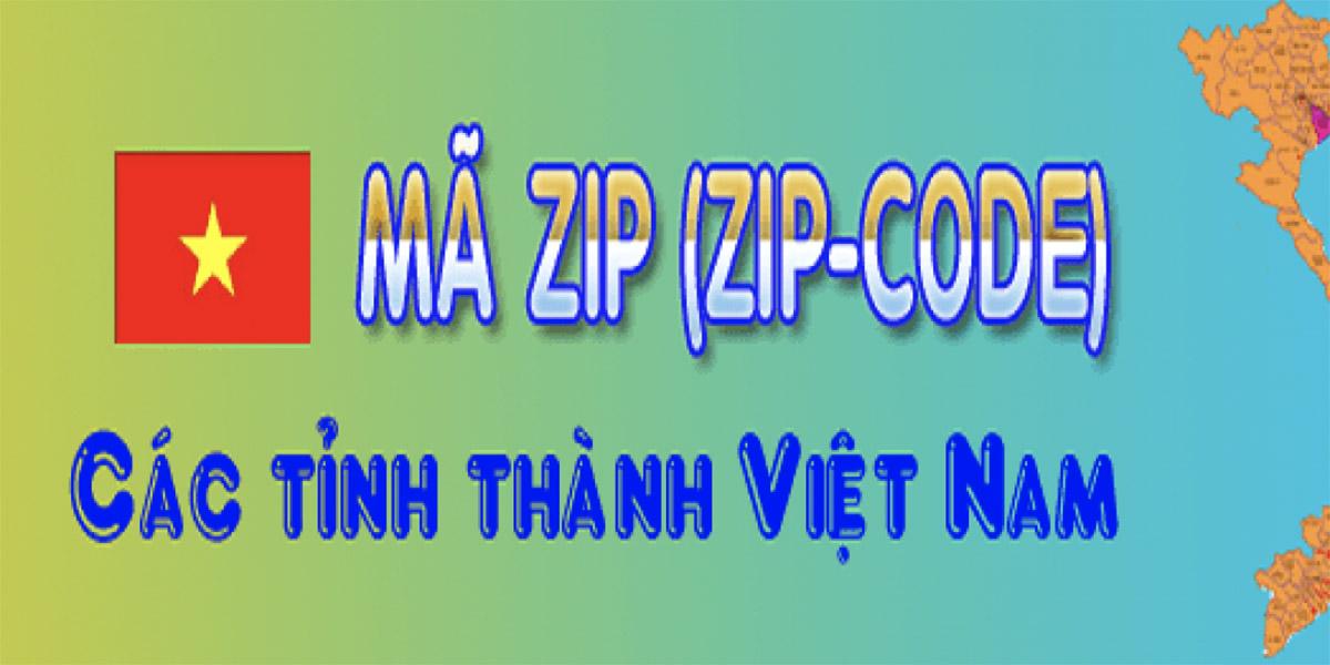 Post code 64 tỉnh thành việt nam